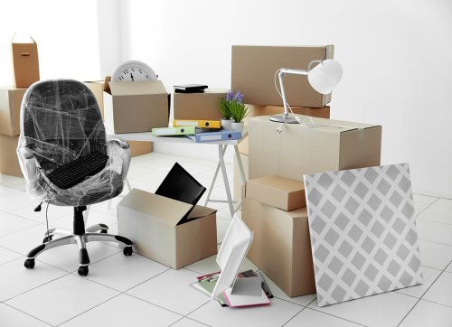office - move
